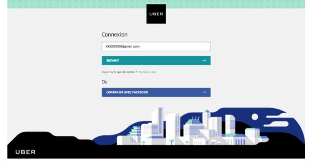 se se-connecter-à-mon-compte-Uber