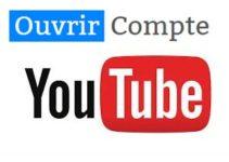 créer nouvelle chaîne YouTube