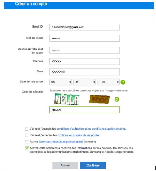remplir-formulaire-inscription-samsung