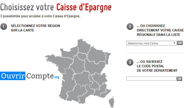 Agence caisse Epargne