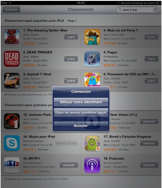 Comment Creer Un Compte Itunes Apple Sans Carte Bancaire