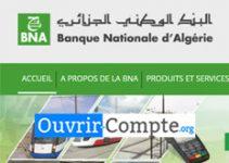 Ouvrir compte bancaire en Algérie