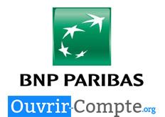 compte bancaire BNP Paribas