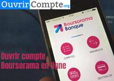 Boursorama contact