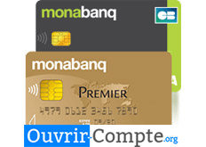 Contacter service client Monbanq
