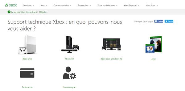 contact service client xbox live
