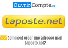 Messagerie laposte.net