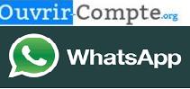"""s""""inscrire sur whatsapp gratuit"""