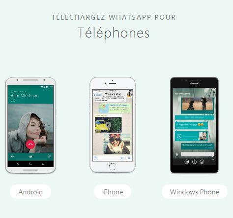 comment cr er un compte de messagerie mobile gratuit whatsapp. Black Bedroom Furniture Sets. Home Design Ideas