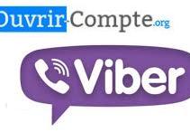 Comment créer un compte viber