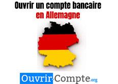 Ouvrir un compte bancaire en Allemagne