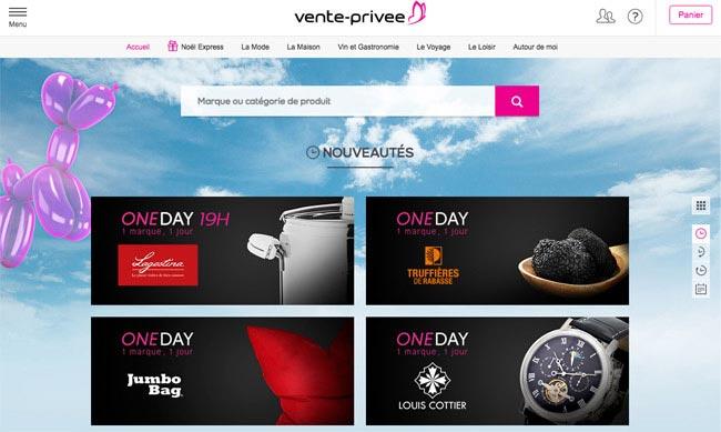 ouvrir un compte vente privée en ligne