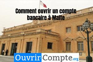 Liste banques maltaises