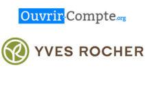 créer compte Yves Rocher