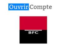 Ouvrir compte BFCOI