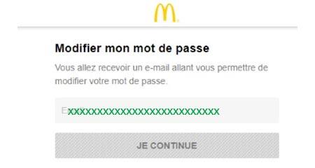 Création mcdo France
