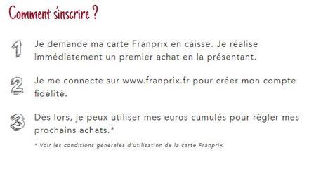Horaire franprix