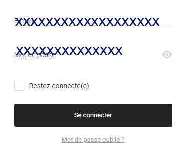 connexion au compte Fnac