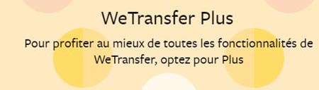 Wetransfer fr