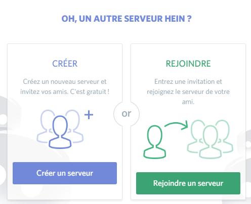 créer serveur Discord gratuit