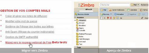 migration zimbra mail free