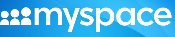 création compte myspace