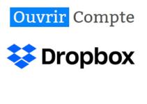 créer compte Dropbox