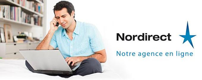 nordirect agence en ligne