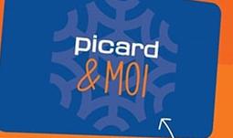 comment activer ma carte picard