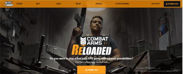 Combat arms télécharger