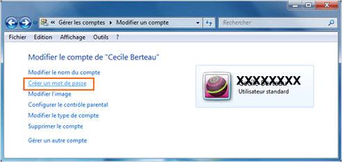 créer compte utilisateur windows 7
