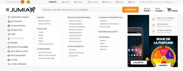 jumia.ci site de vente et d'achat en ligne