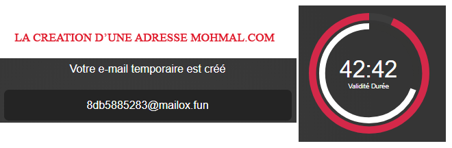 creation-adresse-aleatoire-sur-mohmal.com