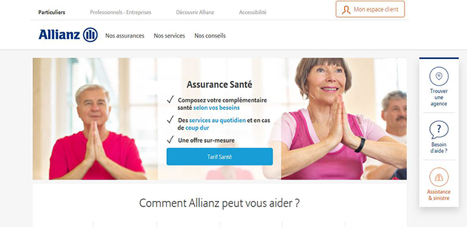 groupe assurance allianz