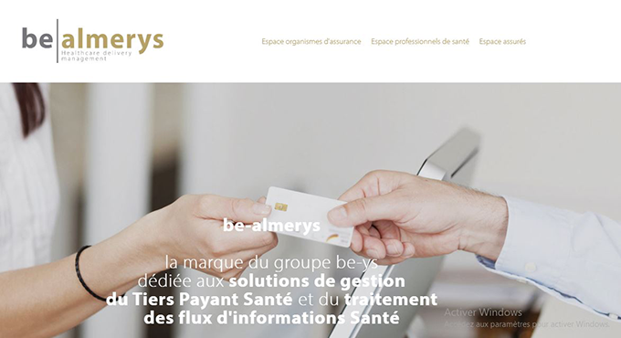 Almerys Tiers Payant France