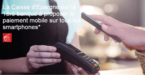 Paiement mobile sécurisé sans contact