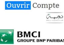 Ouvrir un compte BMCI