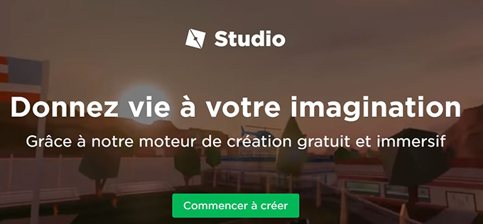 studio roblox