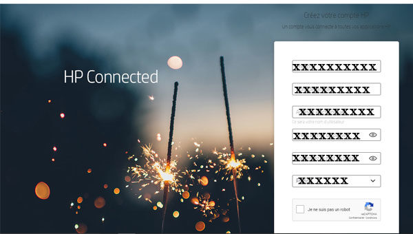 Hpconnected login