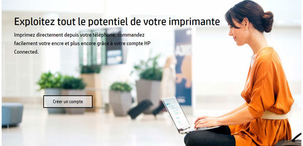 hpconnected mon compte