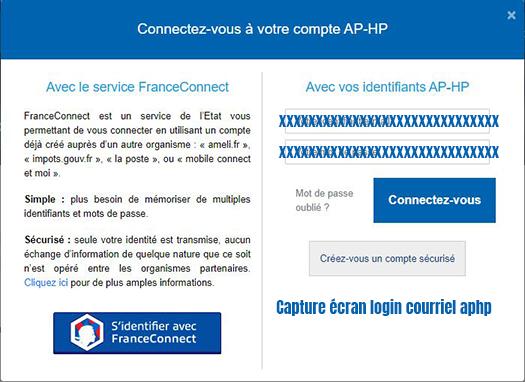 acces courriel aphp
