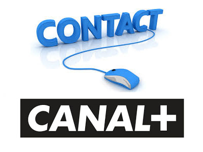 Contact service client Canal +