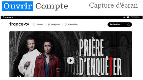 France TV programme