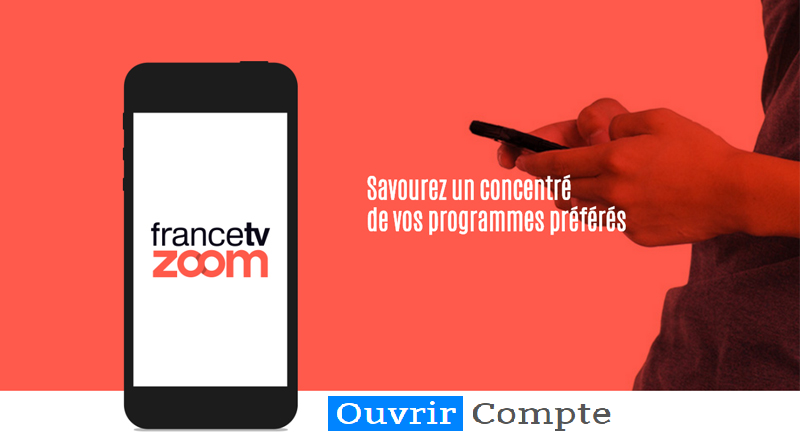 application mobile France TV