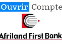 ouvrir un compte afriland first bank