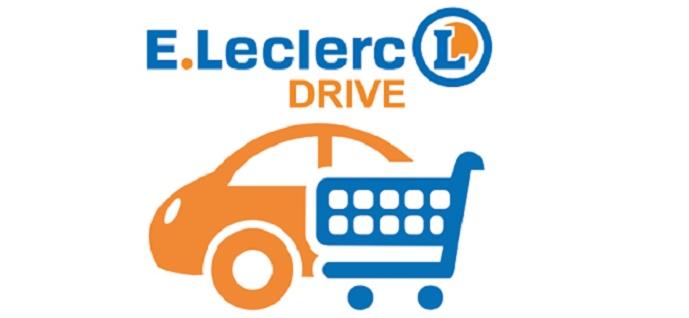 service de livraison E.Leclerc Drive
