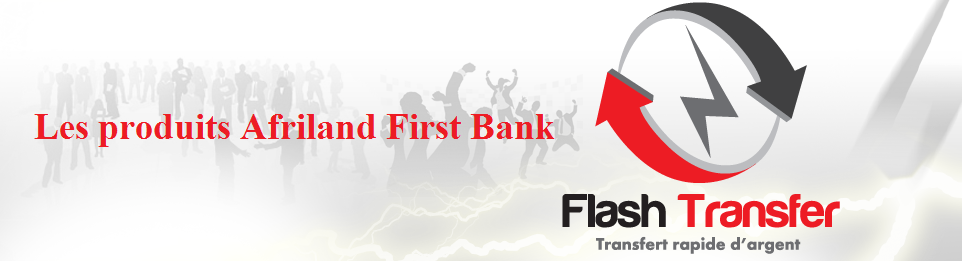 les produits de afriland first bank