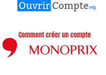 monoprix contact service client