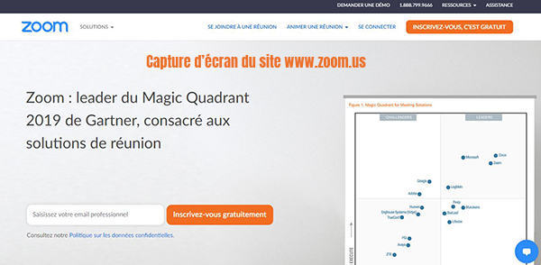 meeting en ligne zoom