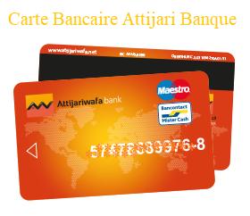 Attijari Banque Carte Bancaire